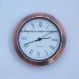 Античная круглая малая сторона вставки хронометрирует 60mm
