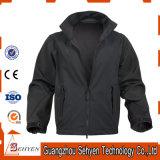 Chaqueta del abrigo esquimal de los hombres con ropa interna caliente del paño grueso y suave