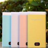 Caricatore portatile dei blocchi alimentatori 10000 - la Banca portatile di potere di 10000mAh 1.5A 2-Port del caricatore ultra portatile compatto del telefono