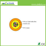 Câble plat de fibre de Gjfdbv GJFJBV GJFJV GJFJV-Y de câble plat de fibre