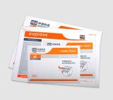 Karton die de Uitdrukkelijke Envelop van het Document verschepen