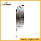 bandierina di volo di stampa di Digitahi della vetroresina di promozione di evento di 3.4m/bandierina di spiaggia