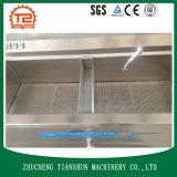 Máquina de lavar de Ozoen da fruta/máquina limpeza vegetal