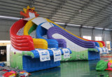 diapositiva inflable excelente del encerado del PVC de 0.9m m (HL-004)