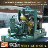 Sistema di pompaggio d'asciugamento con il motore diesel