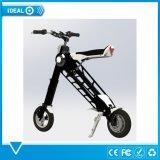 Veicolo elettrico della bici del motorino 36V 350W LG 10A della batteria del motorino elettrico portatile elettrico pieghevole delle due rotelle