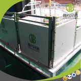 Caisse de cochonnée de ferme de porc de la Chine de matériel de Pigging de canalisation