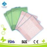 serviettes hygiéniques ultra minces de 245mm, garniture sanitaire pour l'usage de temps de jour