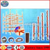 Fabrik-Preis Soem-Aufbau BAD angestrichenes StahlCuplock Baugerüst für Verkauf