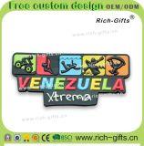 주문을 받아서 만들어진 훈장 선전용 선물 PVC 냉장고 자석 기념품 베네수엘라 (RC-VE)