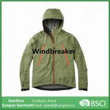 Куртка раковины высокого качества мягкая в хаки