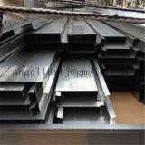 Constructeur de cadre de porte d'acier inoxydable de couleur de Rose de rouge de la Chine 304