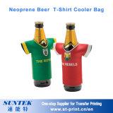 A bebida isolada personalizada do Sublimation do neopreno pode refrigerador, suporte Stubby