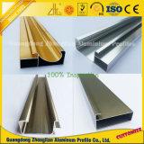 Il fornitore della Cina si è sporto profilo di alluminio di alluminio anodizzato dell'espulsione della cucina