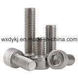 Käse-Haupthexagon-Kontaktbuchse-Kopfschrauben-Fabrik der Edelstahl-Schrauben-304 von China ISO4762