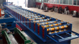 Decking do assoalho do material de construção de Kxd que dá forma à máquina para a venda