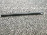 tube/pipe carrés en aluminium enduits de poudre de 12X12X1mm avec l'usinage