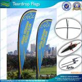 Facendo pubblicità alla bandiera quadrata di volo della base del piatto della bandiera (M-NF04F06025)