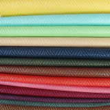 O couro tecido o mais atrasado de 2017 bolsas do teste padrão