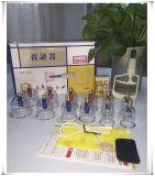 Thérapie mettante en forme de tasse de vide de corps/jeu mettant en forme de tasse en plastique