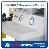 Máquina chinesa modelo avançada da anestesia de Jinling-01b