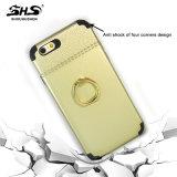 Shs neuer Entwurf mit Standplatz-Ring 2 in 1 Telefon-Kasten für Samsung S7