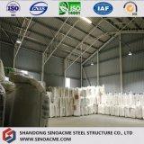 Гальванизированный пакгауз/мастерская/здание стальной структуры Prefab