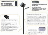 60W 80W Solar LED Street Light