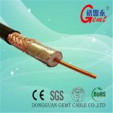 Cable del CCTV del cable del precio Rg59 RG6 Rg8 Coxial de la fábrica de la alta calidad el mejor