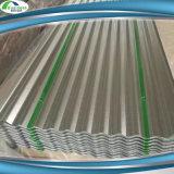 Strato d'acciaio ondulato colorato e galvanizzato del tetto/lamina di metallo rivestita dello zinco
