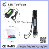 LED-UVtaschenlampe 365nm 5W