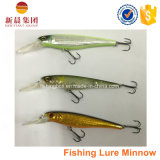 Excellente forme Minnow Hard Plastic Fishing Lure