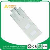 preço do competidor de luz de rua do diodo emissor de luz da energia solar da alta qualidade 20W