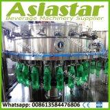 Machine de remplissage de bouteilles carbonatée automatique de l'eau molle de boissons