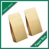 Sac de papier mat estampé par logo fait sur commande (FP8039126)