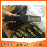 極度のスキャンナーの金属探知器MD3003b1の安全装置の手持ち型の金属探知器