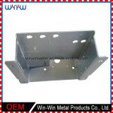 Scatola di giunzione a terra elettrica dell'acciaio inossidabile di allegato su ordinazione del metallo