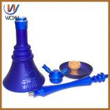 Vidro Smoking Hand Pipe Craft Bottle Hookah Ashtray