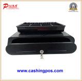 Gaveta do dinheiro de Bluetooth com a relação eletrônica do USB do manual Rj11 aberta
