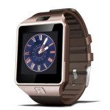 Heißer Bluetooth intelligenter Uhr-Armbanduhr-Handgelenk-Telefon-SynchronisierungAndroid oder ISO Dz09