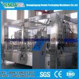 Automatische Saft-/Getränk-Wasser-Flaschenabfüllmaschine für Haustier-Flasche beenden