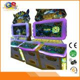 Máquina de juego video de fichas de la pesca de la máquina de juego de la barra