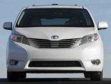 Toyota Sienna 던지기 스크린을%s 차 인조 인간 항법 영상 공용영역