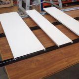 En forma de U para requisitos particulares Tamaño del diseño moderno de aluminio de techo deflector