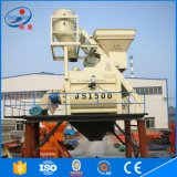 Fábrica profesional para el mezclador concreto Js1500
