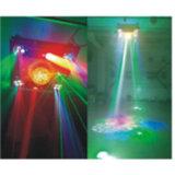 Het slimme BenedenLicht van het Stadium van de Partij van de Lichten van de Projectie van het Patroon met het Effect van de Stroboscoop van de Laser (YE190)
