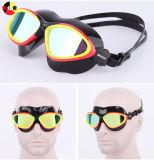 Protección UV espejo antivaho de visión amplio Anteojos (mm-7403)