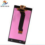 Касание LCD мобильного телефона для агрегата индикации экрана Сони Z1s