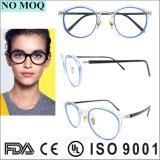 가장 새로운 광학 프레임 Tr90 둥근 Eyewear