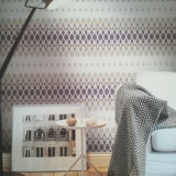 Chine Haute qualité Non tissé Modern 3D Wallpaper Décoration intérieure